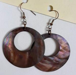 Boho Shell Earrings